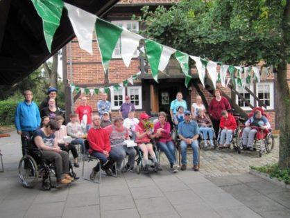 Neues Königspaar bei der IG Menschen mit Behinderung