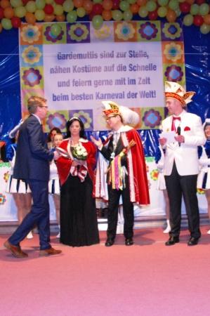 Dorfkarnevalisten: Karnevalsvorbereitungen und Kartenvorkauf
