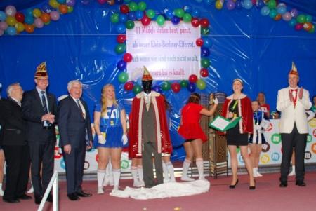 Spitzenkarneval mit tollen Überraschungen, Krachern und Lachern