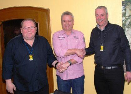 Klaus Hüls ist neuer Chef bei den Dorfkarnevalisten