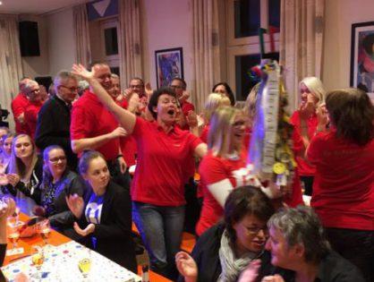 Gelungener Karnevalsauftakt des Klein Berliner Karnevals