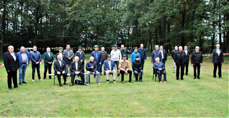 Martin Hüls bleibt Vorsitzender der Dorfschützen