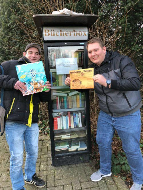 Karnevalszeitungsverkäufer 2018