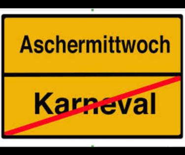 Nächster Termin: Klein Berliner Aschermittwoch und Erbsensuppe essen