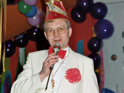 Franz Greiwe feiert 80. Geburtstag