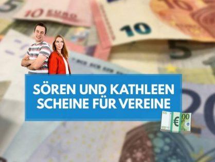 Radio RST: Sören und Kathleen - Scheine für Vereine
