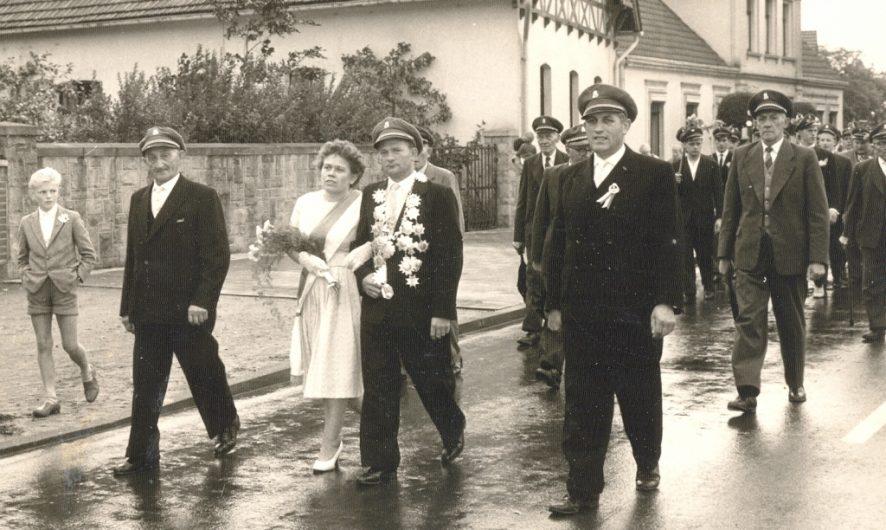 Vor 60 Jahren gab es einen Regenkönig