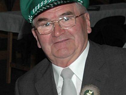 Ehrenvorstandsmitglied Paul Grewe wird 95 Jahre alt