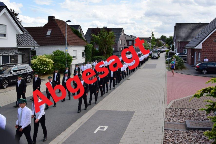 Kein Schützenfest in Mesum – Dorf und Feld sind sich einig.