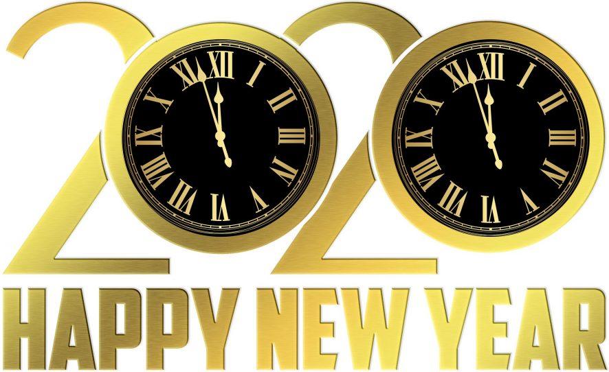 Ein frohes neues Jahr...